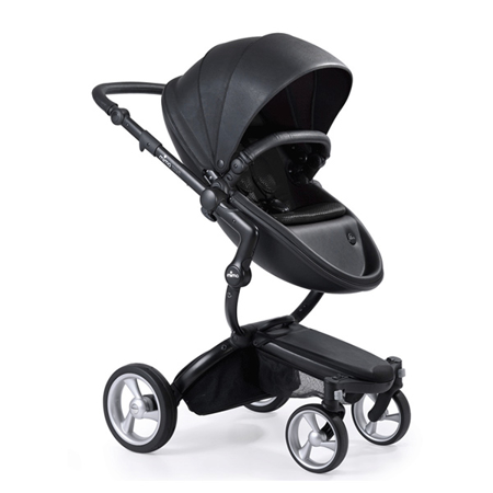 Mima® 2In1 Carrycot And Sports Seat Xari Black