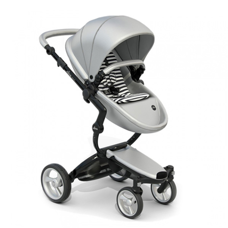 Mima® 2In1 Carrycot And Sports Seat Xari Argento