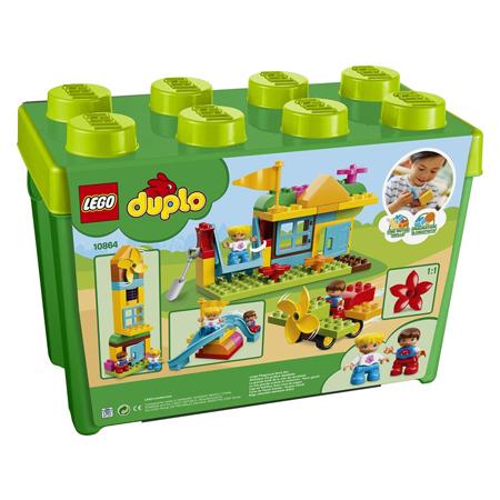 Picture of Lego® Duplo Large Playground Brick Box