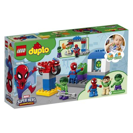 Picture of Lego® Duplo Spider-Man&Hulk Adventures