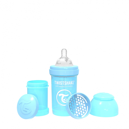 Picture of Twistshake Anti-Colic Bottle 180ml (0+M)