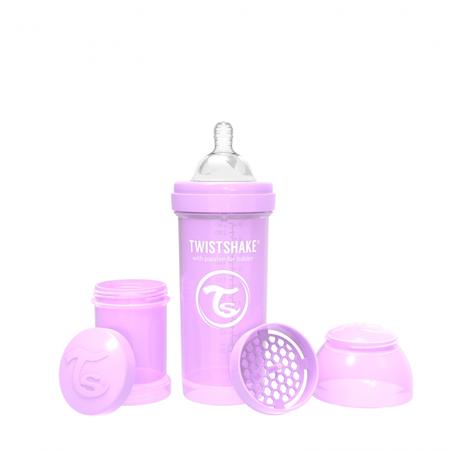 Picture of Twistshake Anti-Colic Bottle 260ml (2+M)