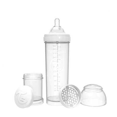Picture of Twistshake Anti-Colic Bottle 330ml (4+M)