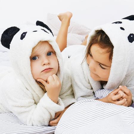 Liewood® Bathrobe Lily - Panda Creme De La Creme