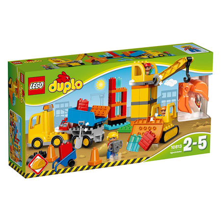 Picture of Lego® Duplo Big Construction Site