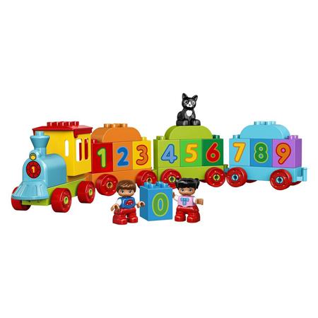 Lego® Duplo Number Train