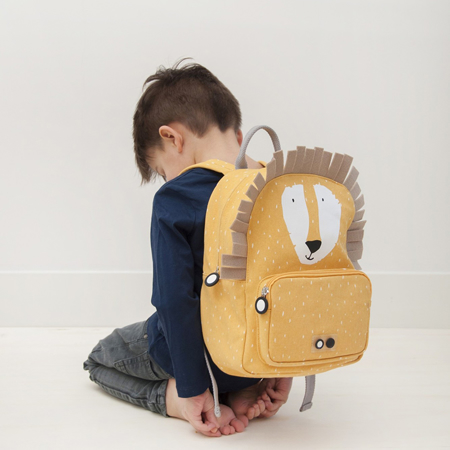 Picture of Trixie Baby® Backpack Mr. Lion