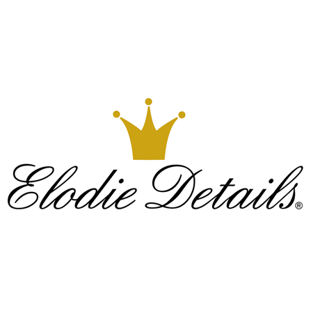 Picture of Elodie Details® Pacifier Clip Precious Preppy