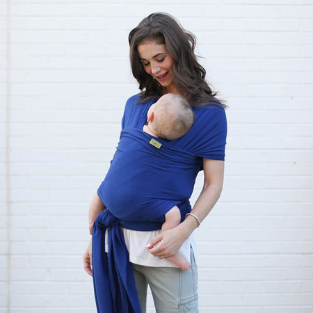 Picture of Boba® Boba Wrap Carrier Dark Blue