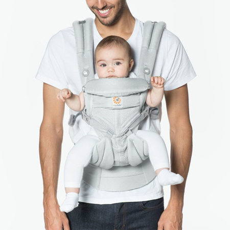 Picture of Ergobaby® Omni 360 Baby Carrier All-In-One Pearl Grey