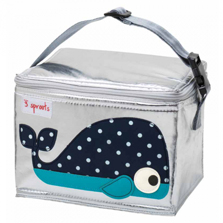 Picture of 3Sprouts® Lunch Bag Whale