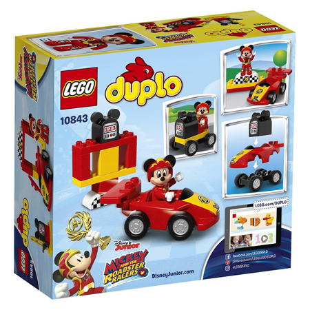 Picture of Lego® Duplo Mickey Racer