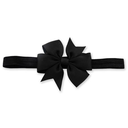 Picture of Elastic Bowknot Black
