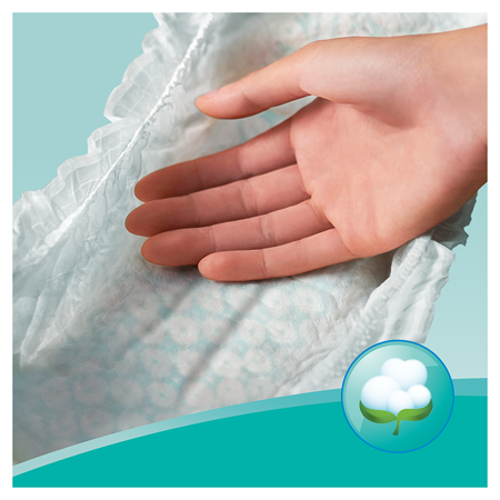 Picture of Pampers® Diapers Active Baby Dry Size 4 (9-14kg) 174 Pcs.