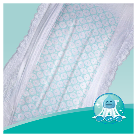 Picture of Pampers® Diapers Active Baby Dry Size 6 (13-18kg) 124 Pcs.