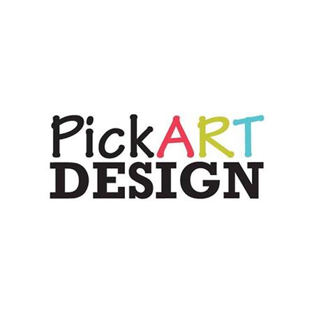Pick Art Design® Wall Sticker Black Anchors