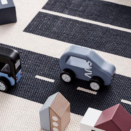 Immagine di Kids Concept® Tappeto Aiden Mesto 90x130