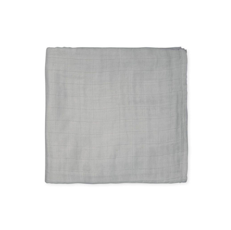 Picture of CamCam® Light Muslin Swaddle Grey (120x120)