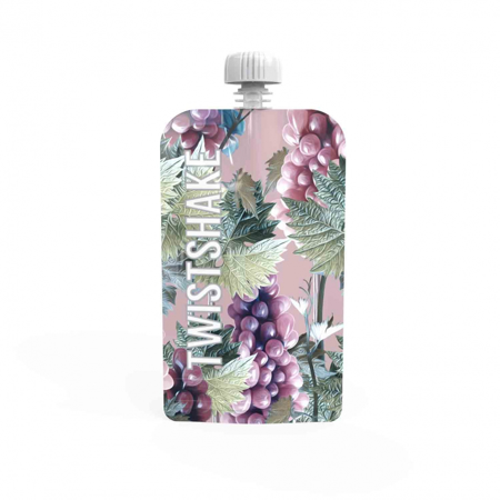 Picture of Twistshake 5x Refillable Squeeze Bag 220ml