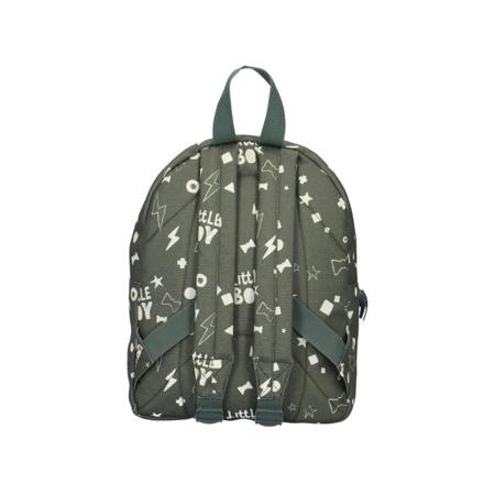 Kidzroom® Round Backpack Fearless Army