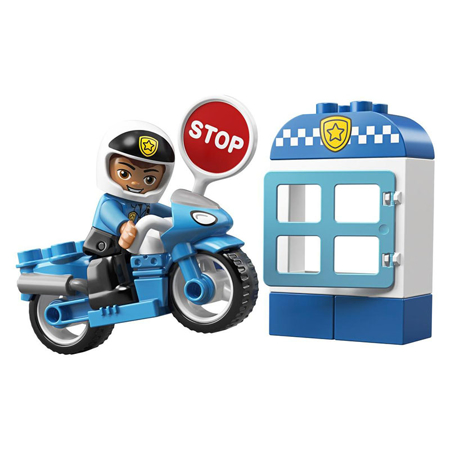Lego® Duplo Police Bike