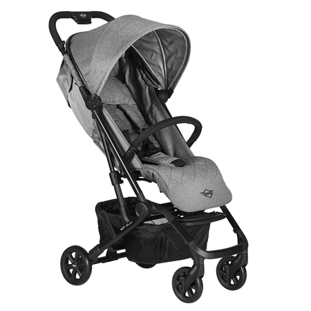Easywalker®  Buggy MINI XS Soho Grey