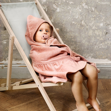 Picture of Elodie Details® Hooded Towel Faded Rose (80x80)