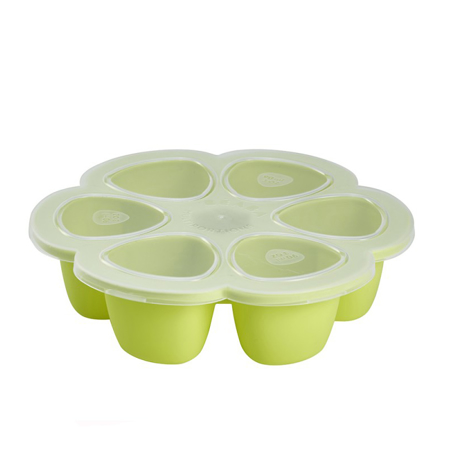 Picture of Beaba® Multiportions 90ml Silicone Tray Neon