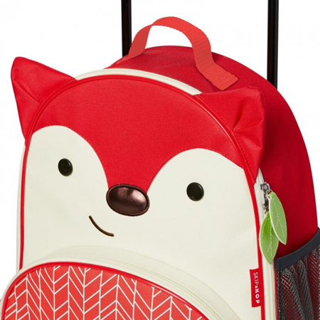 Picture of Skip Hop® Kids Rolling Luggage Fox