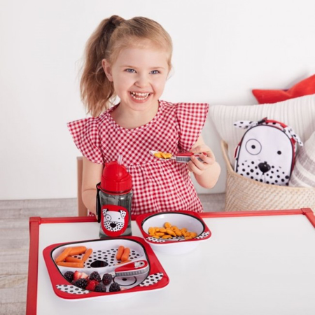 Slika za Skip Hop® Otroški deljeni krožnik Dalmatinec