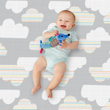 Picture of Skip Hop® Doubleplay Reversible Playmat Cloud