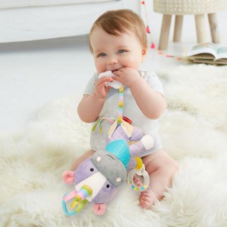 Picture of Skip Hop® Bandana Buddies Activity Toy Rhino