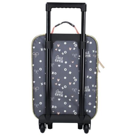 Kidzroom® Trolley Suitcase Fearless