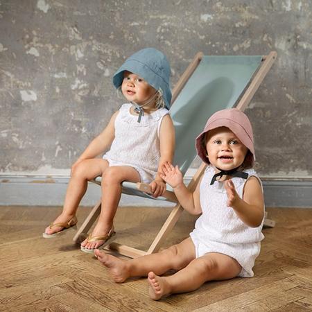 Elodie Details® Sun Hat Tender Blue