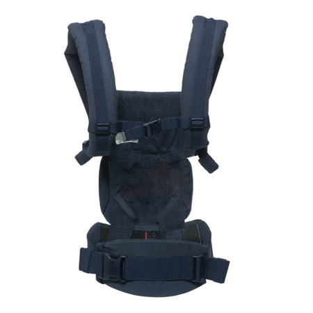 Picture of Ergobaby® Omni 360 Baby Carrier All-In-One Navy Mini Dots