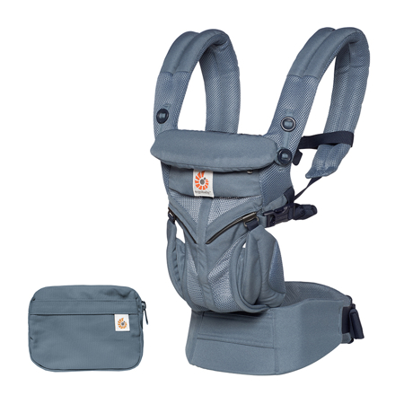 Picture of Ergobaby® Omni 360 Baby Carrier All-In-One Oxford Blue