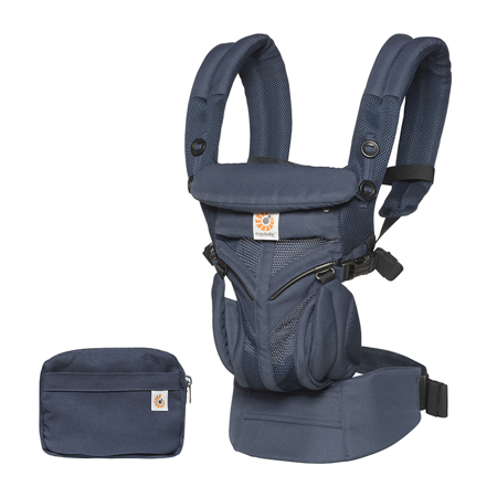 Picture of Ergobaby® Omni 360 Baby Carrier All-In-One Midnight Blue