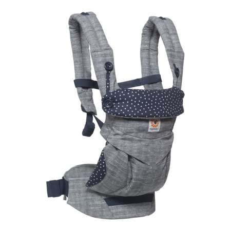 Ergobaby® 360 Baby Carrier All Carry Positions Star Dust