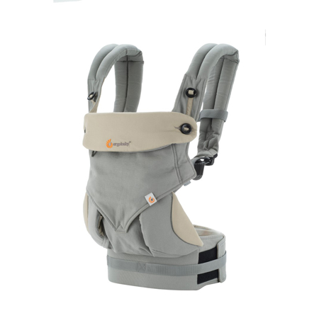 Picture of Ergobaby® 360 Baby Carrier All Carry Positions Grey