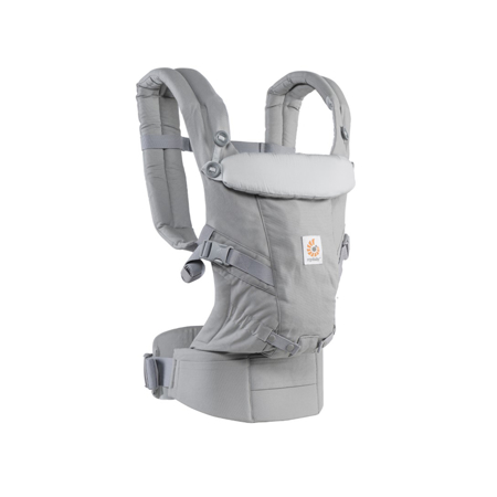 Ergobaby® Adapt Baby Carrier Grey