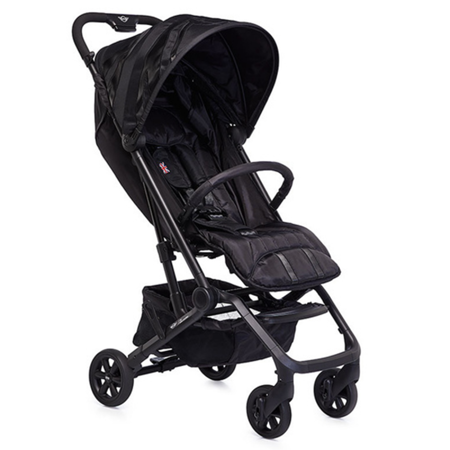 Easywalker®  Buggy XS Oxford Black