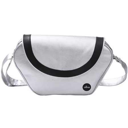 Picture of Mima® Trendy Changing Bag Argento