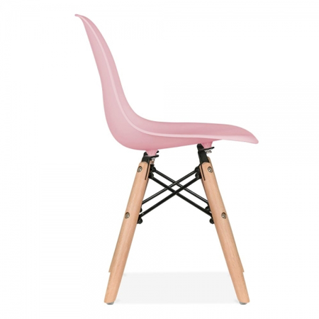 Picture of EM Scandinavian Inspired Kid's Chair Pink