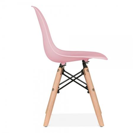 Slika EM Furniture Eiffel Otroški stolček Pink