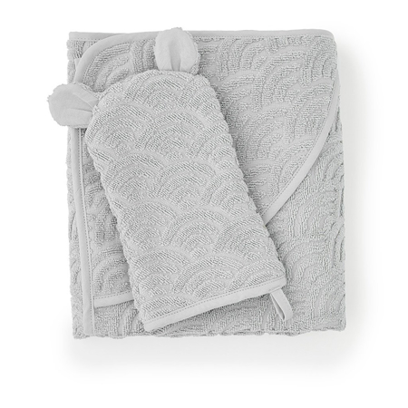 CamCam® Wash Glove Grey