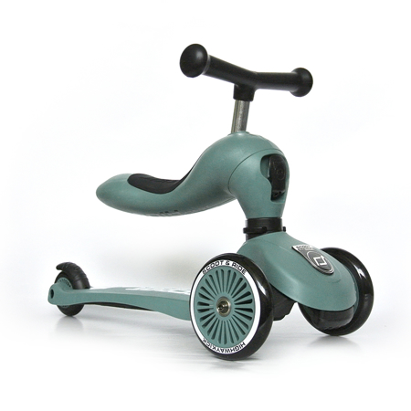 Picture of Scoot & Ride® Highwaykick 1 Forest