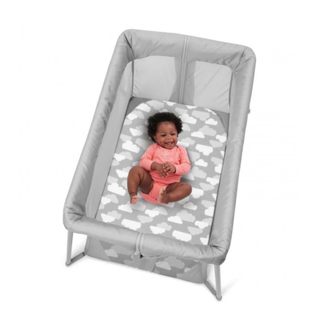 Picture of Skip Hop® Travel Crib Fitted Sheet Set