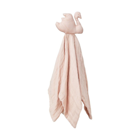 CamCam® Swan Cuddle Cloth Blossom Pink