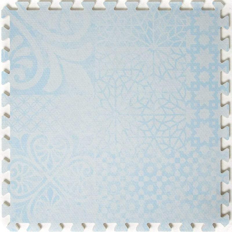 Picture of Toddlekind® Prettier Playmat Persian Sea Spray