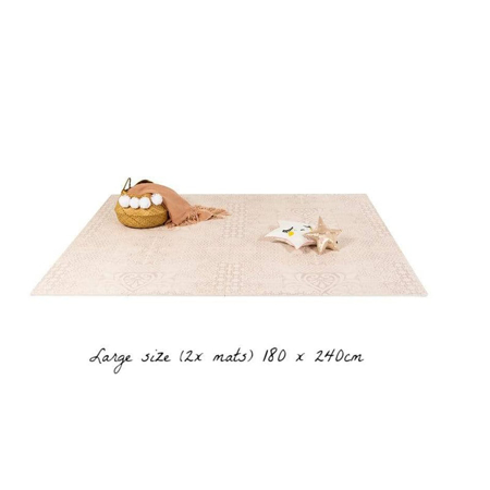 Picture of Toddlekind® Prettier Playmat Persian Sand